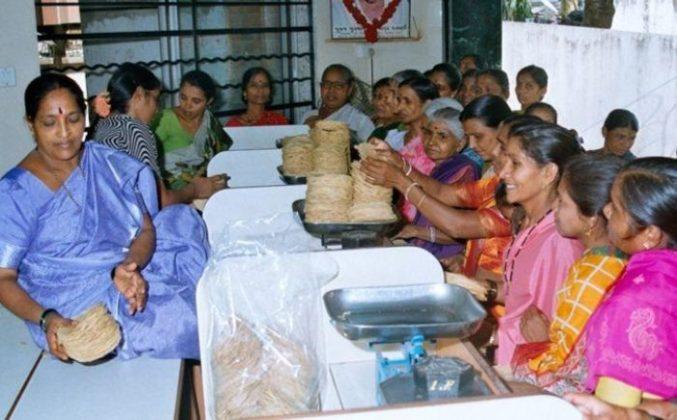 lijjat-papad-success-story in hindi